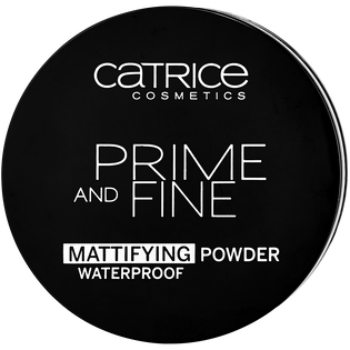 Catrice_Prime and Fine_wodoodporny matowy puder do twarzy, 9 g_1