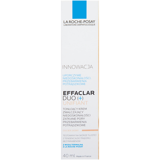 La Roche-Posay_Effaclar Duo_krem do twarzy, 40 ml_2