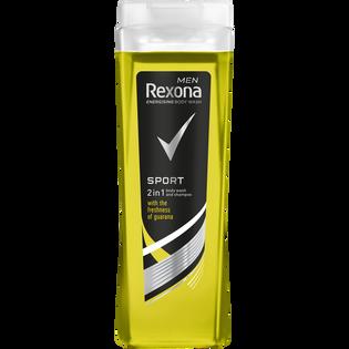 Rexona_odświeżający żel pod prysznic męski, 400 ml