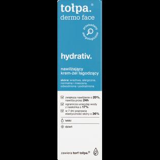 Tołpa_Dermo Face Hydrativ_lekki nawilżający krem odprężający na dzień, 40 ml_1