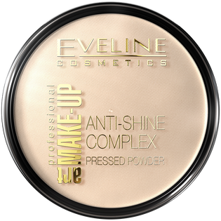 Eveline_Art Make-up Anti-Shine Complex_puder w kamieniu do twarzy, 9 g