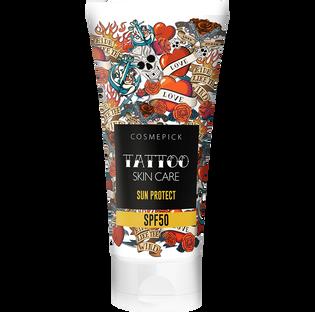 Cosmepick_Tattoo_krem ochronny do tatuażu SPF 50, 50 ml