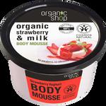 Organic Shop Strawberry Yoghurt