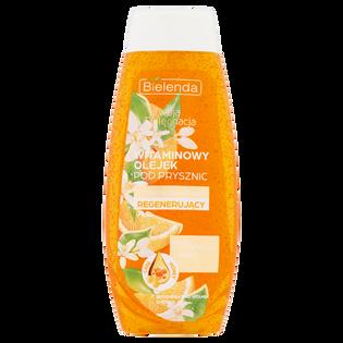 Bielenda_Twoja Pielęgnacja_witaminowy olejek pod prysznic regenerujący, 440 g
