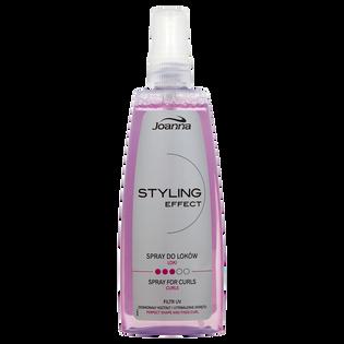 Joanna_Styling Effect_spray do loków, 150 ml