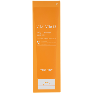 Tony Moly_Vital Vita 12 Synergy Skin_żel do mycia twarzy z witaminami, 150 ml_2