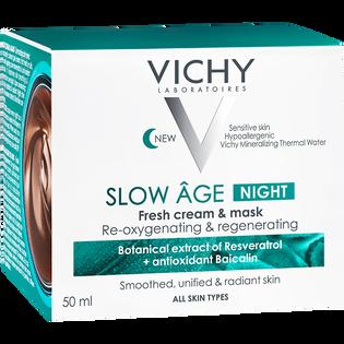 Vichy_Slow Age_regenerujący krem do twarzy na noc, 50 ml_2