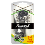 Wilkinson Sword Xtreme3 Silver Edition