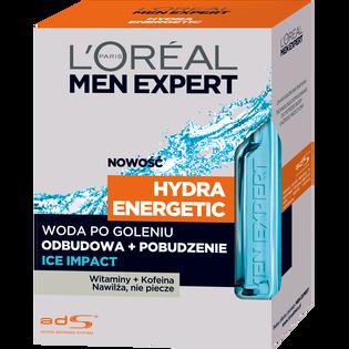 Loreal Paris Men Expert_Hydra Energetic_woda po goleniu, 100 ml