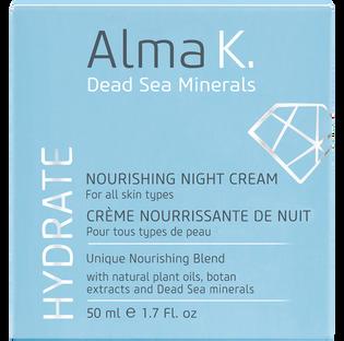 Alma K._Hydrate_odżywczy krem do twarzy na noc, 50 ml_2
