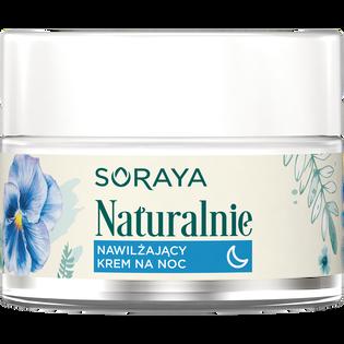 Soraya_nawilżający krem do twarzy na noc, 50 ml_1