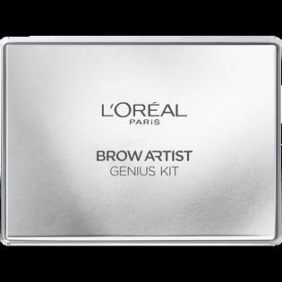 L'Oréal Paris_Brow Artist Genius Kit_paleta do stylizacji brwi light to medium 01, 3,5 g_1