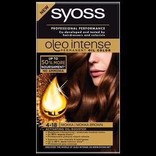 Syoss_Oleo Intense_farba do włosów 4-18 mokka brown, 1 opak._1