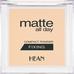 Hean_Matte All Day_puder w kamieniu do twarzy ivory 502, 9 g_1