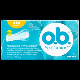 O.B._ProComfort Normal_tampony higieniczne, 16 szt./1 opak._2