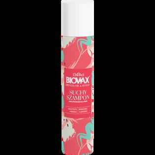 L'Biotica_Biovax Opuntia Oil & Mango_suchy szampon do włosów, 200 ml