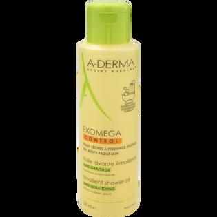 A-Derma_Exomega_oczyszczająco-zmiękczający preparat pod prysznic, 500 ml