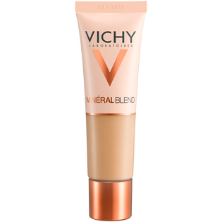 Vichy_Mineralblend_nawilżający podkład do twarzy agate 09, 30 ml