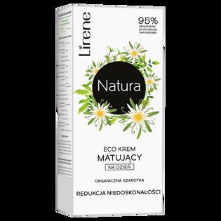 Lirene_Natura Eco_matujący krem do twarzy, 50 ml