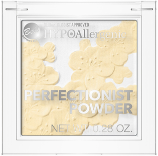 Bell HypoAllergenic_Perfectionist Powder_upiększający puder do twarzy 01, 8 g