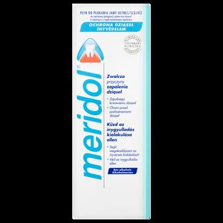 Meridol_Ochrona Dziąseł_płyn do płukania jamy ustnej, 400 ml