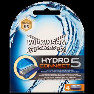 Wilkinson Sword_Hydro Connect 5_wkłady do maszynki do golenia, 4 szt./1 opak.