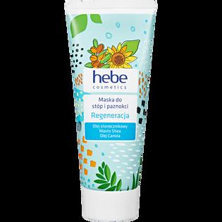 Hebe Cosmetics_maska do stóp i paznokci, 75 ml
