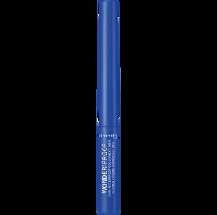 Rimmel_Rimmel Wonder_Rimmel Wonder'Proof wodoodporny eyeliner pure blue 05, 1,4 ml