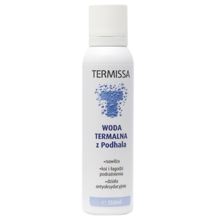 Termissa_woda termalna do twarzy o działaniu nawilżający, łagodzącym i antyoksydacyjnym, 150 ml_1