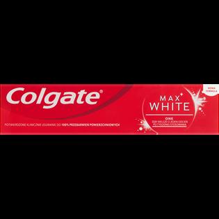 Colgate_Max White One_pasta do zębów z fluorem, 75 ml