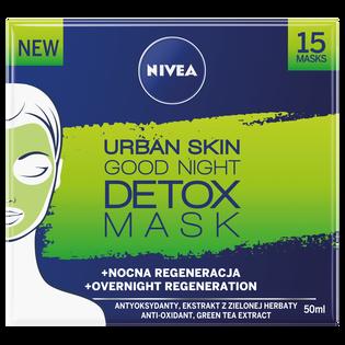 Nivea_Peel off Urban Skin Detox Mask_detoksykująca maska do twarzy na noc, 50 ml