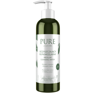 Pure By Clochee_oczyszczający płyn micelarny, 200 ml