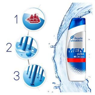 Head & Shoulders_Men Ultra Old Spice_przeciwłupieżowy szampon do włosów męski, 270 ml_4