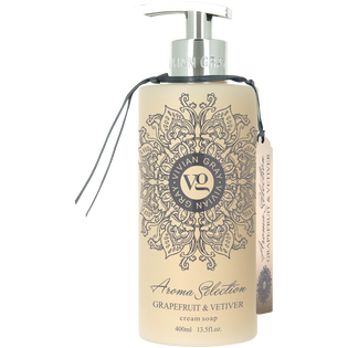 Vivian Gray_Aroma Selection Grapefruit & Vetiver_kremowe mydło w płynie, 400 ml