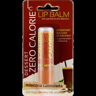Laura Conti_Zero Kalorii_balsam ochronny do ust mleczna czekolada, 4,8 g