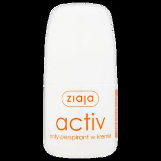Ziaja_Activ_antyperspirant damski w kulce, 60 ml
