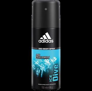 Adidas_Ice Dive_dezodorant w sprayu męski, 150 ml