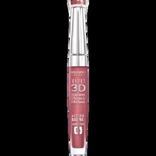 Bourjois_Effect 3D_błyszczyk do ust brun rosé academic – lśniący różowy brąz 03, 5,7 ml