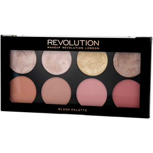 Revolution Makeup_Ultra Blush Palette_paleta róży do policzków blush goddess, 13 g_1