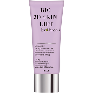 Nacomi_Bio 3D Skin Lift_liftingujący koktajl do twarzy, 85 ml