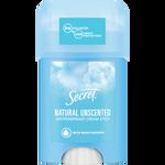Secret Natural Unscented