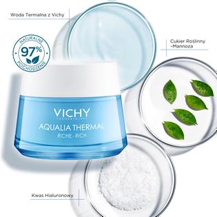 Vichy_Aqualia Thermal_odżywczy krem nawilżający do skóry suchej i bardzo suchej, 50 ml_3