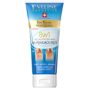 Eveline Cosmetics_Foot Therapy Professional_specjalistyczny krem na pękające pięty 8w1, 100 ml_1