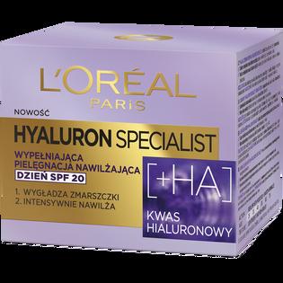Loreal Paris_Hyaluron Specialist_krem do twarzy na dzień SPF 20, 50 ml