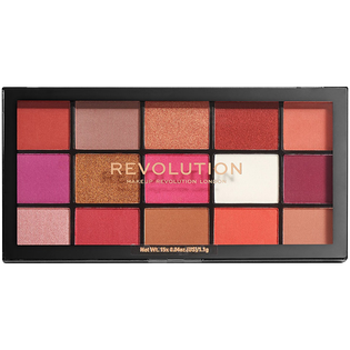Revolution Makeup_Reloaded_paleta cieni do powiek red alert, 16 g