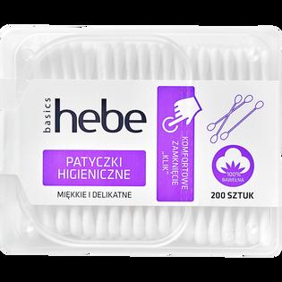 Hebe Basics_płatki higieniczne, 200 szt./1 opak.