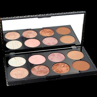 Revolution Makeup_Ultra Blush & Contour Palette Golden Sugar_paleta róży, bronzerów i rozświetlaczy do twarzy, 13 g_2