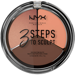 NYX Professional Makeup 3 Steps To Sculpt