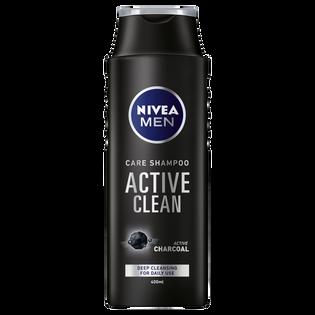 Nivea Men_Active Clean_szampon do włosów dla mężczyzn, 400 ml