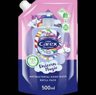 Carex_Unicorn Magic_antybakteyjne mydło w płynie, 500ml